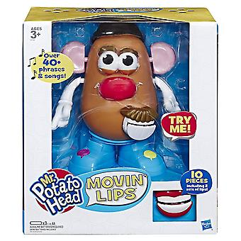 Mr Potato Head Playskool Movin-apos; Lips