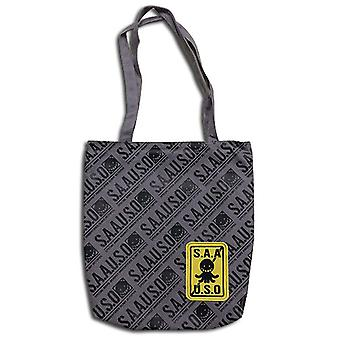 Tote Bag - Assassination Classroom - New S.A.A.U. Emblem Toy ge84636