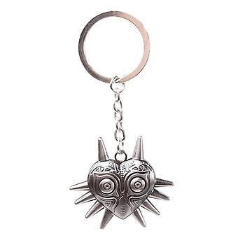 Die Legende von Zelda Majora's Maske Metall Schlüsselanhänger