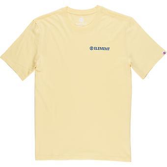 Element Men's T-Shirt ~ Blazin Chest popcorn
