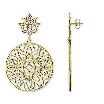 توماس سابو مطلي الذهب الأبيض الماس D_H0008-924-39