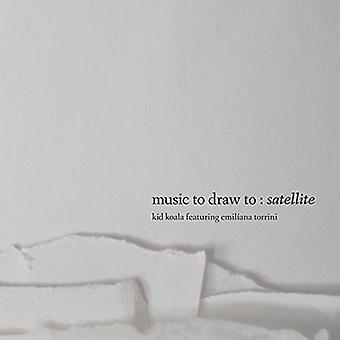 子供のコアラ/トリーニ、エミリアーナ - 描画する音楽: 衛星 [CD] USA 輸入