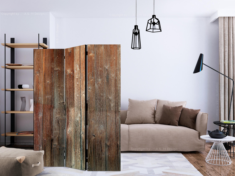 Paravent 3 volets - Forest Cottage [Room Dividers]