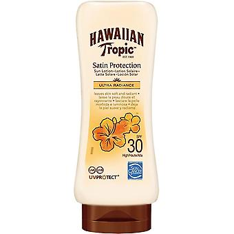 Hawaiian Tropic ultra satin beskyttende lotion 180 ml