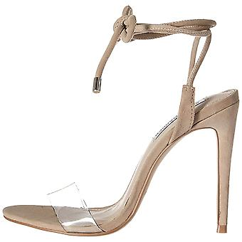 Steve Madden Womens Lyla Open Toe Special Occasion Ankle Strap Sandals