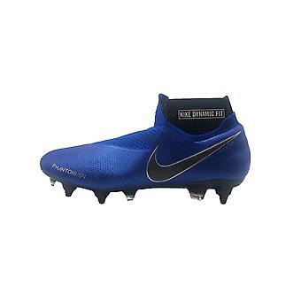 Nike Phantom VSN Elite DF SG-Pro AC AO3264 400 menns fotball støvler