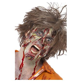 Zombie Kit LaTeX cor artificial sangue sangue gel horror de látex líquido