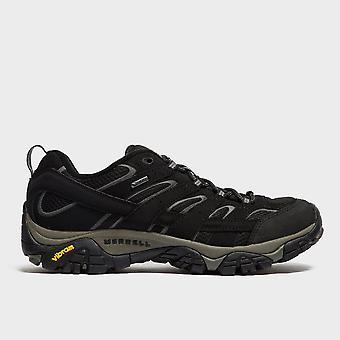 New Merrell Men's Moab 2 GORE-TEX® Waterproof Hiking Shoes Grey