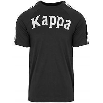 Kappa Schwarz Banda Balima T-Shirt