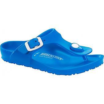 Birkenstock Kinder E V A Sandale Gizeh 1003520 Scuba Blau