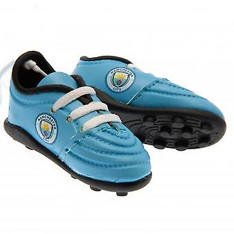 Манчестер Сити ФК Мини футбольные сапоги автомобиль вешалка