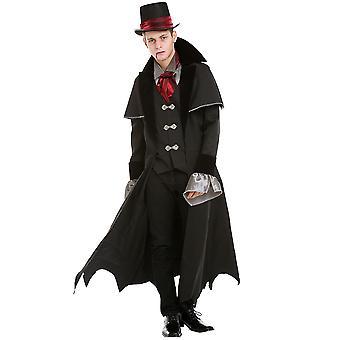 Costum de vampir victorian, M
