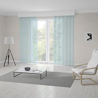Meesoz Net Curtain - Pastel Stars