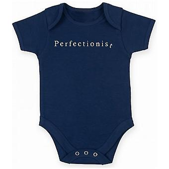 Body neonato blu navy fun2730 perfectionist