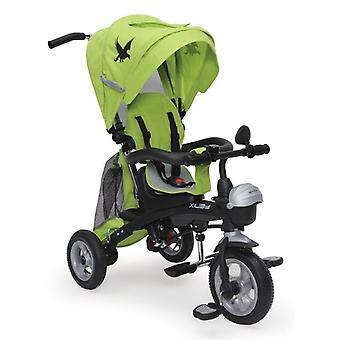 Tricycle Fenix 5 en 1 tricycle, hélice, pneu en caoutchouc, barre de direction, frein sac à dos