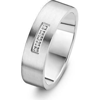 Dansk design-ring-Women-IJ139R1D-60-Tilst-Titan-diamanter-60