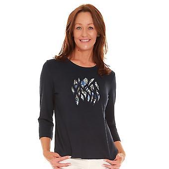 RABE Rabe Navy T-shirt 44 112300