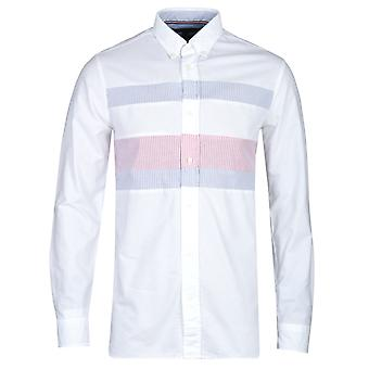 Tommy Hilfiger Ithaca Slim Fit Flag Shirt
