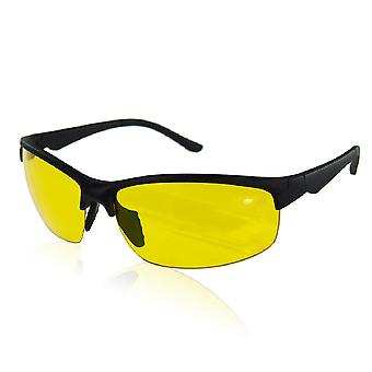 Night ochelari de conducere-anti-orbire, HD Night Vision, claritate lentile