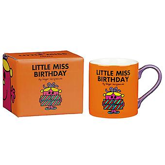Little Miss Birthday Mug - Mr Men Series by Wild & Wolf