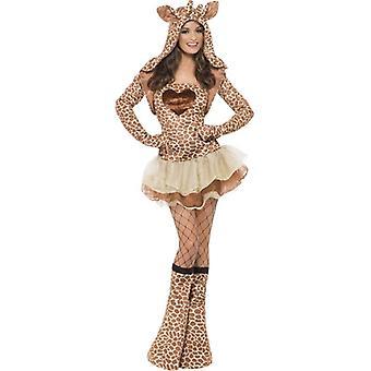 Fièvre de girafe robe de Costume, UK 4-6