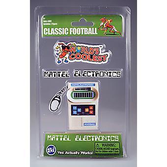 Worlds Tyylikkäin Mattel Electronics Football USA tuonti