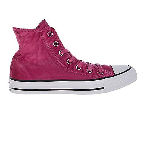 Converse Chuck Taylor Hi Washed Canvas Athletic Shoe ND28T