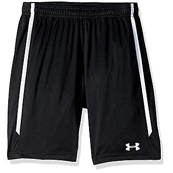 Under Armour drenge ' maquina 2,0 shorts,, sort (001)/hvid, størrelse ungdom Large