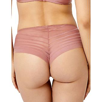 Sans Complexe 319798 Women's Lift Up Burnt Sienna Pink Knicker Panty Tanga