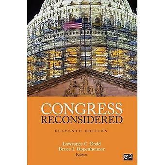 Kongressia uudelleen editoinut Lawrence C Dodd & toimittanut Bruce I Oppenheimer