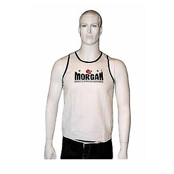 Morgan Singlet White