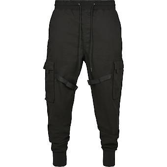 Urban Classics - CARGO Tactical Pants Pants black
