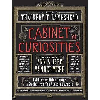 Thackery T. Lambshead Gabinet ciekawostek Ann VanderMeerJeff VanderMeer
