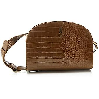 Fly LondonHozi676fly Women's shoulder bagBrown (Camel)8x18x24 Centimeters (W x H x L)