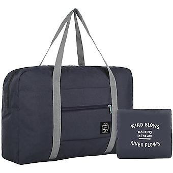 Foldbar taske - Mørkeblå