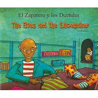 The Elves and the Shoemaker in Spanish and English: 1 (Folk Tales)