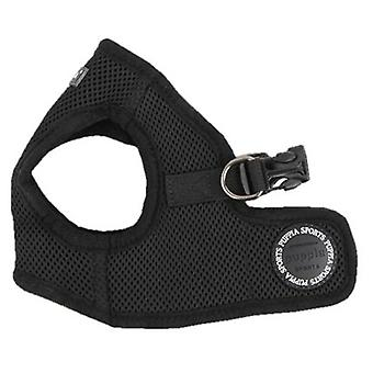 Puppia Soft Vest B Harness Black (Dogs , Collars, Leads and Harnesses , Harnesses)