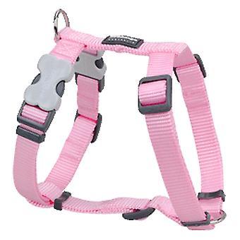 Red Dingo harnais rose plat (chiens, colliers, câbles et harnais, harnais)