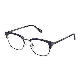 Dunhill VDH182G 0568 Shiny Gunmetal Glasses