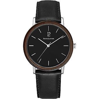 Pierre Lannier Zegarki NATURE 238F133 - Męski zegarek szybkiego uwalniania