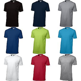 Slazenger Herren Ace Kurzarm T-Shirt