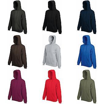 Fruta do tear Mens Premium 70/30 capuz casaco / Hoodie