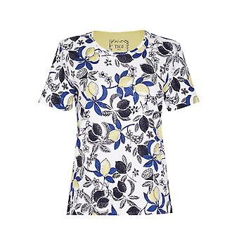 TIGI Lemon-Print T-Shirt