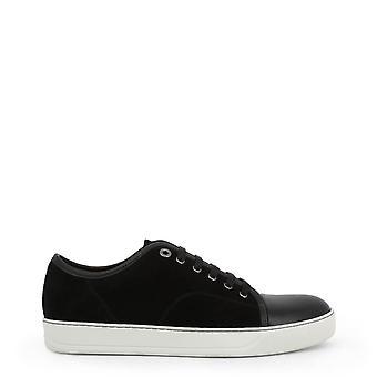 Lanvin Original Men All Year Sneakers - Black Color 39585