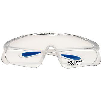 Draper 02931 Clear Anti-Mist Glasses