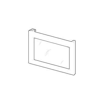 Outer Door Main Oven Finger Pr