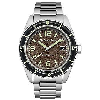 Spinnaker SP-5055-33 Gent's Fleuss Brown Dial Wristwatch