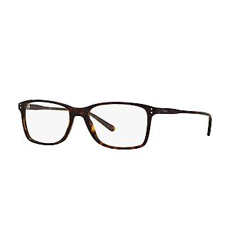 Polo Ralph Lauren PH2155 5003 Shiny Dark Havana Glasses