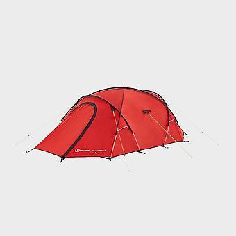 New Berghaus Grampian Lightweight Compact 2 Person Tent Red