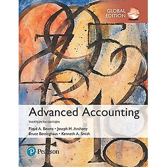 Advanced Accounting - Global Edition by Floyd A. Beams - 978129221459